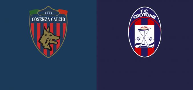 Serie B, Cosenza-Crotone: pronostico, probabili formazioni e quote (25/09/2021)