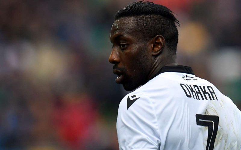 Okaka lascia l'Udinese e la Serie A: giocherà nel Basaksehir