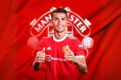 L'inizio da record di Cristiano Ronaldo col Manchester United
